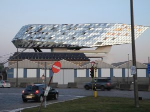 Zaha Hadid: Antwerp, Port House